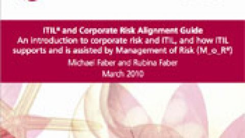 ITIL and Corporate Risk Alignment Guide