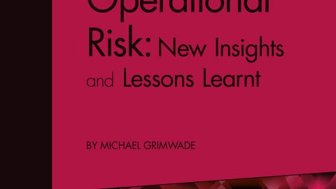 Managing Operational Risk – Michael Grimwade