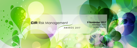 CIR Risk Management Awards 2017